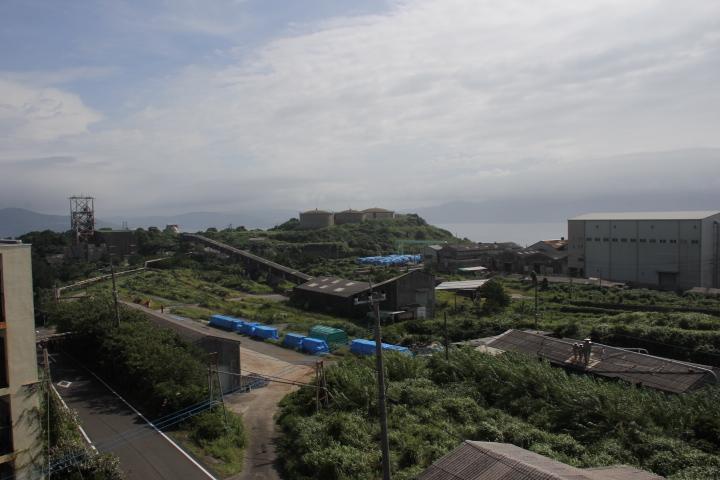 #Jheritage長崎産業遺産視察勉強会 炭住社宅の団地群から見る鉱業所