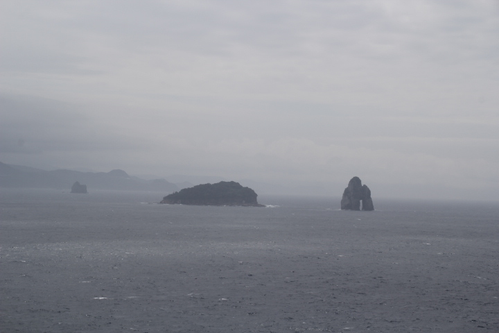 #Jheritage長崎産業遺産視察勉強会 池島からの遠景