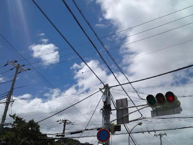 電線日和 #DSB