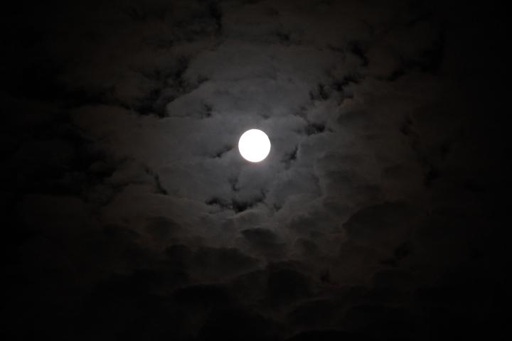 アモルファスな月夜