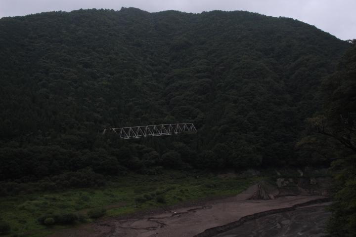 三弦橋全景