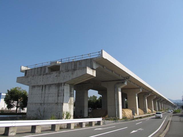 きまぐれ未完道路 国道9号線 福知山バイパス