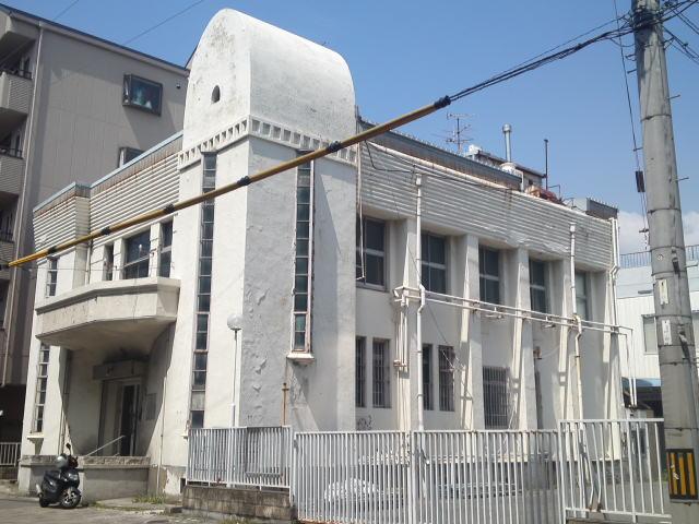 #近代建築 今日の鷲尾外科 昨年度の取り壊しは免れたものの、はてさてどうなることやら