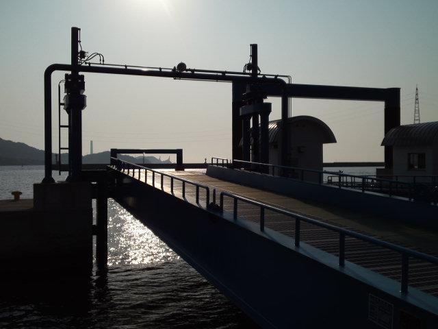 #長崎産業遺産視察勉強会 で離島の炭鉱、池島炭鉱に向かいます
