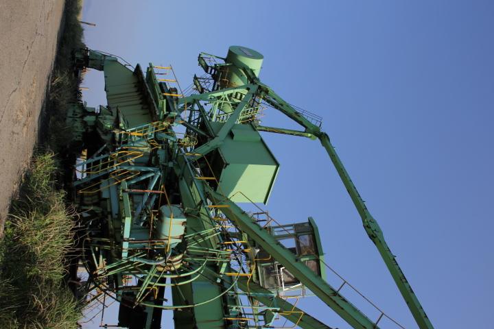 #長崎産業遺産視察勉強会 今日のジブローダー