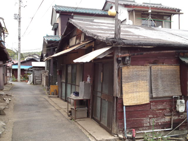 昨日の #ラーメニング 未遂 炭鉱街で福島ラーメンの味を今も250円のまま営業している野間食堂(休業日でした