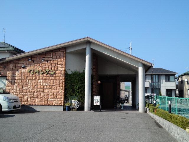 喫茶マウンテン神戸店 有名店とはたぶん無関係なんだろうけど、偶然にも痛車が停まってたりとネタ度は高め