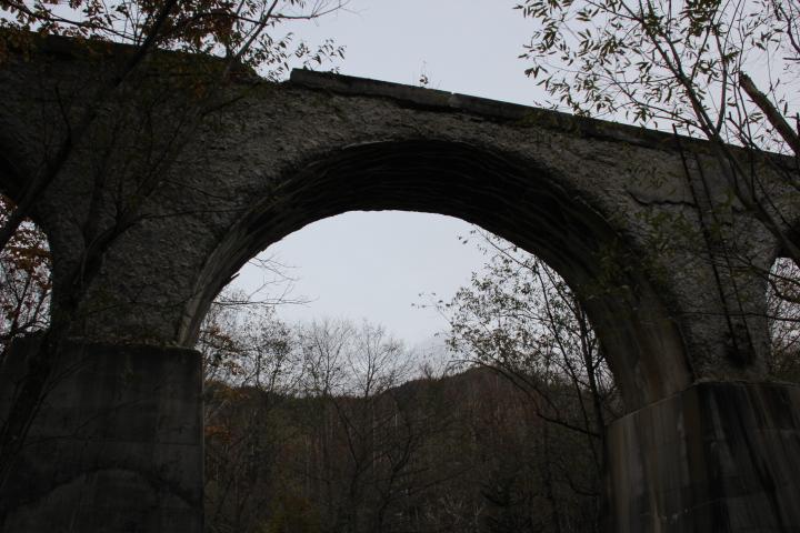 Ca不足の現代人へ #拱橋