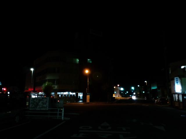 駅前もこんな感じで昭和の駅前って感じでした