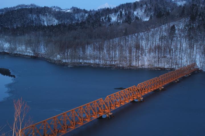 三弦橋夜景