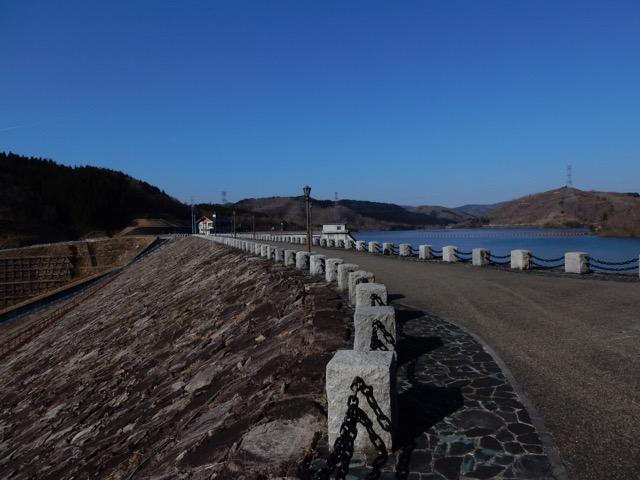 今日のダム