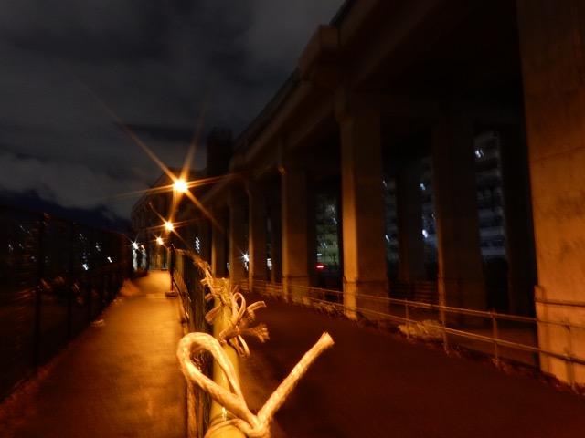 蒲田要塞が完成してしまってお嘆きの巨大未成橋脚ファンの皆さんにオススメしたい阪急の淡路要塞 #ロリ鉄