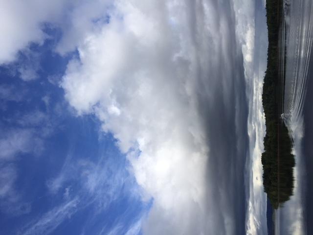今日のダム景