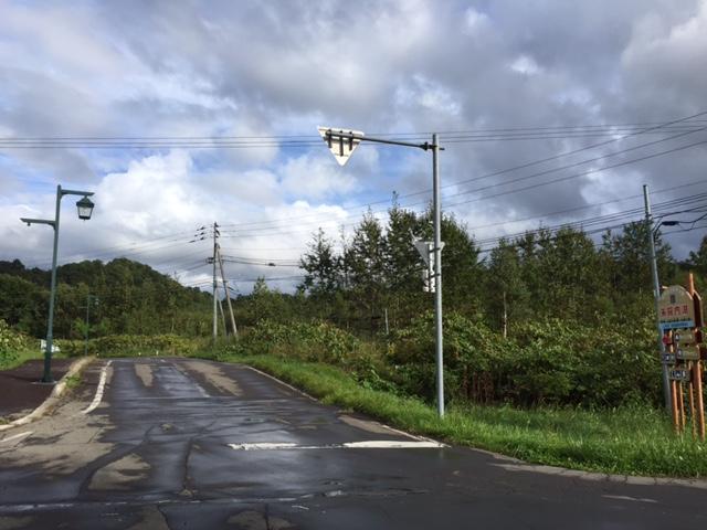 今日の湖畔駅(廃線跡)