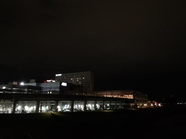 旭川駅は新たなる旭川の顔としての存在感があるな