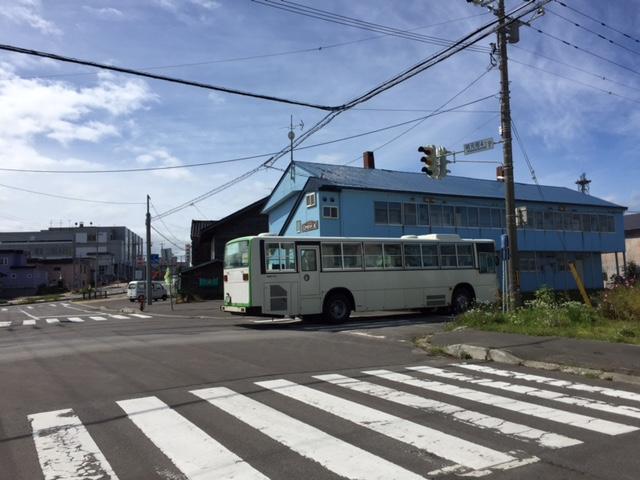 イエロードクターと並んで「見ると幸せになる」と言われるホワイト沿岸バス(テキトー) それにしてもなぜ白いまま走ってるんだろう?