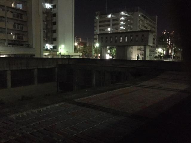 #どぼくカフェ  の宇治川の暗渠入り口 これはそういう構造物だったのか