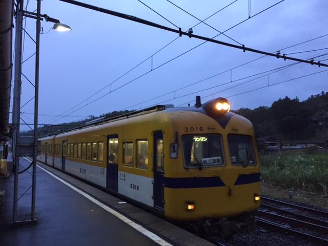 今日の南海電車
