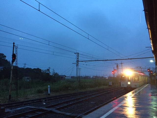 今日の京王電鉄