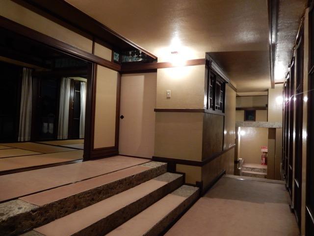 #ヨドコウ迎賓館 昭和40年代には独身寮として使われていたがマンションに建て替えようとした際、国の重要文化財に指定された