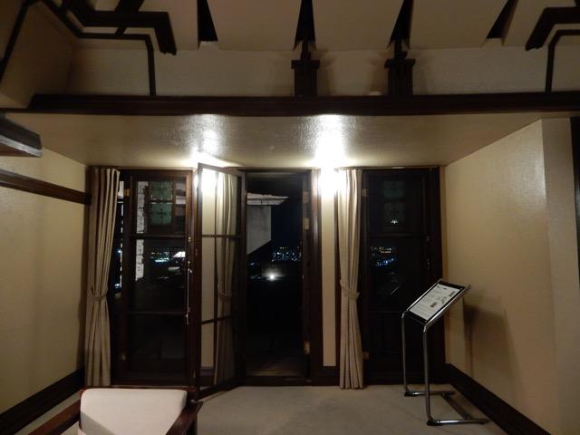 #ヨドコウ迎賓館 昭和60年の改修工事では不同沈下の修正や崖崩れ防止、雨宿り対策などを実施