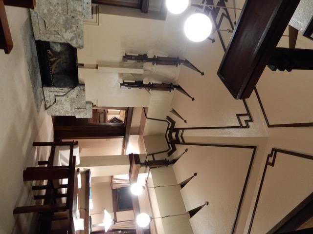#ヨドコウ迎賓館 食堂ってのはココのことだそうな