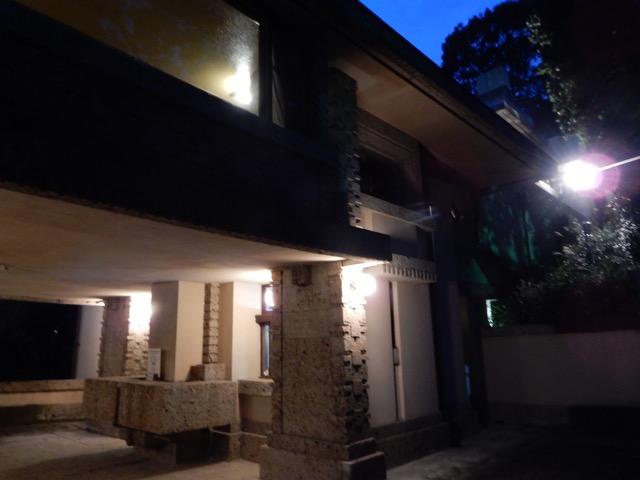 #ヨドコウ迎賓館 鉄筋コンクリートとしては初の重要文化財となったので、材料や構造などその後の様々な研究の対象となった