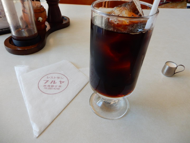 レトロ@(続)熱海駅前の昭和レトロな #純喫茶 フルヤ