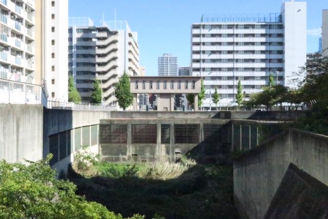 土木@巨大な暗渠を持つ地下河川「宇治川」