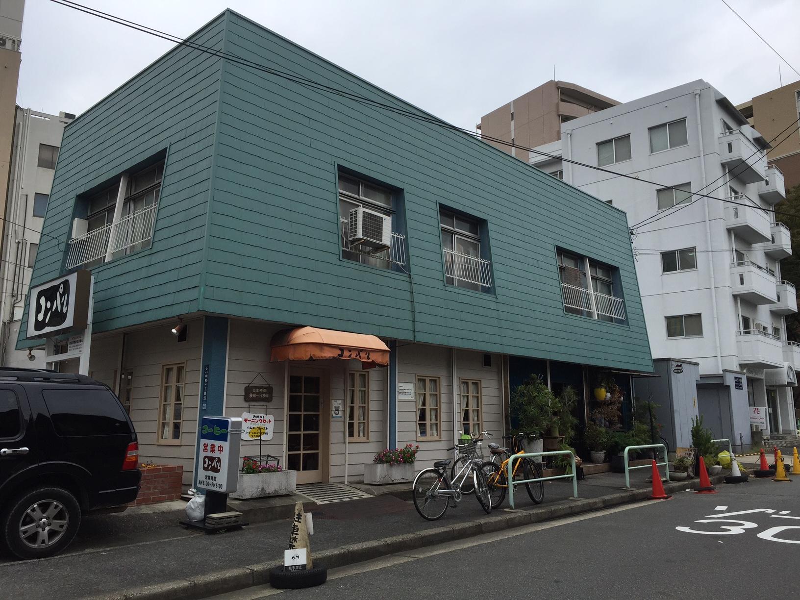グルメ@名古屋の喫茶のモーニング文化を味わいに行ってみた