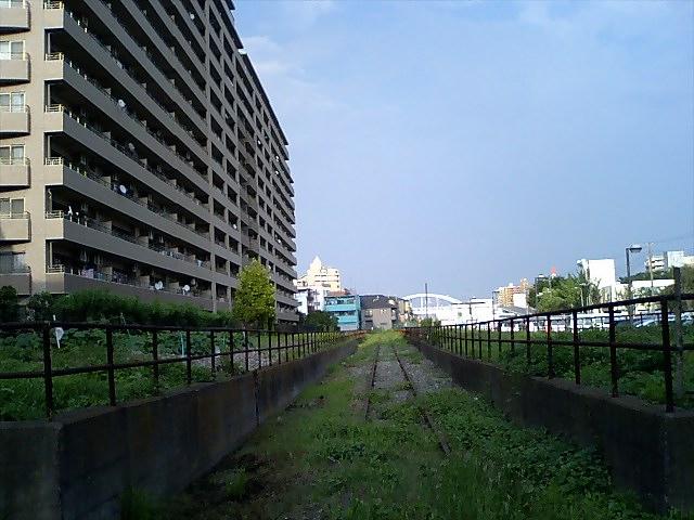 廃線:東京都専用線