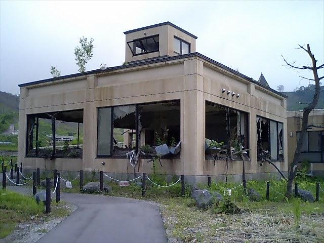 廃墟:バイクで行く北海道廃墟巡りの旅